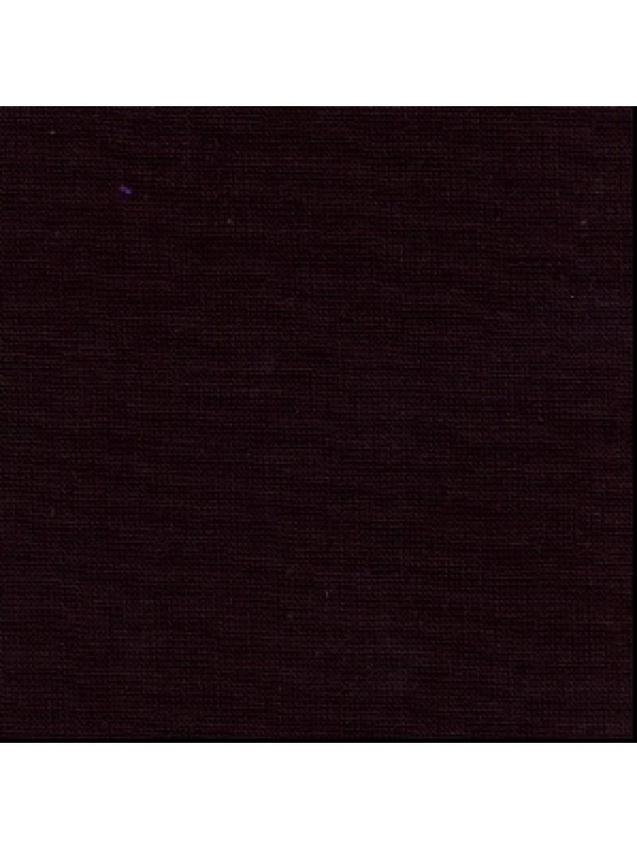 PLAIN COTTON - BLACK